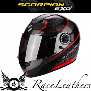 Scorpion EXO 490 Vision Black Red