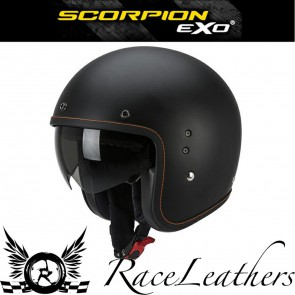 Scorpion Belfast Matt Black