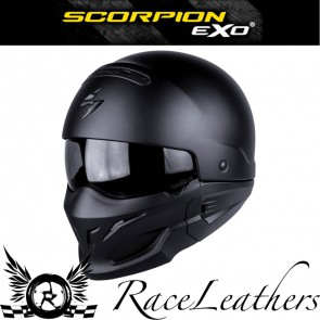 Scorpion EXO Combat Matt Black