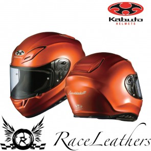 Kabuto Aeroblade III Orange Metallic Clearance