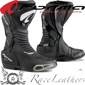 Forma Hornet Black Race Boots