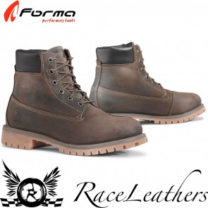 Forma Elite Brown Boots