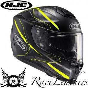 HJC RPHA 70 Dipol Black Fluo Yellow