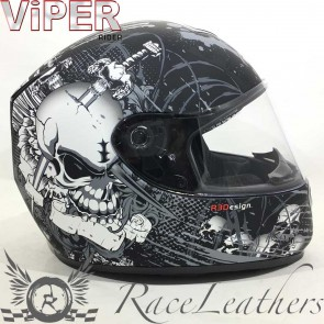 Viper RS250 Morte Silver Matt