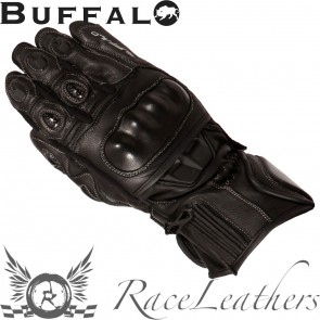 Buffalo Troy Black Gloves