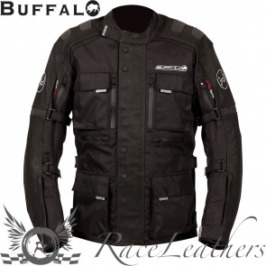 Buffalo Explorer Black Jacket