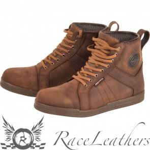 Akito Citizen Boots Brown