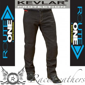 Route One Blake Stretch Jean Black
