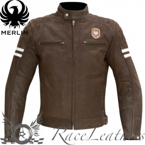 Merlin Hixon Heritage Jacket Brown