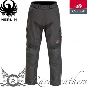 Merlin Peake Outlast Trouser Regular Black