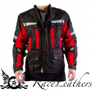 Viper Signal Red Jacket S