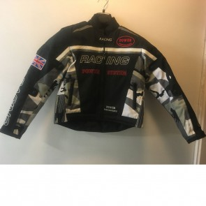 RK Kids Power Camo Jacket XS