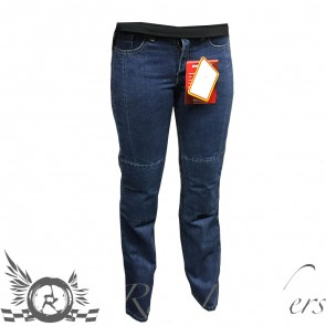 RS 1001 Womens Blue Jeans Long 10