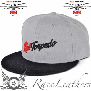 Red Torpedo Rt Indian Grey Black Cap