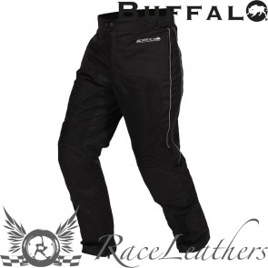Buffalo Mens Coolflow ST Trousers Black 2XL