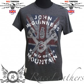 Red Torpedo King Of The Road T Shirt Anth