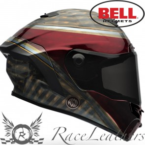Bell Star RSD Blast Dark Red/Black XSmall
