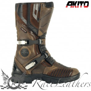 Akito Latitude Brown