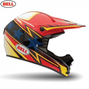 Bell 2014 MX Helmet (Adult) SX-1 Apex Size Small