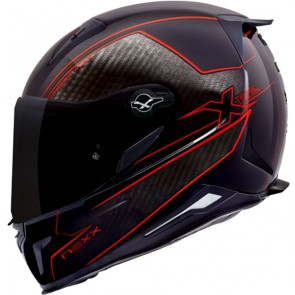 XR2 CARBON PURE RED XXS
