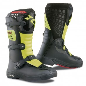 TCX Comp-Kid S Black Yellow