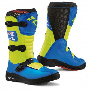 TCX Comp-Kid S Blue Yellow