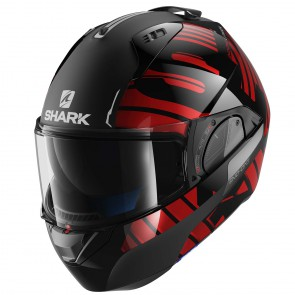 Shark Evo-One 2 Lithion Dual Red