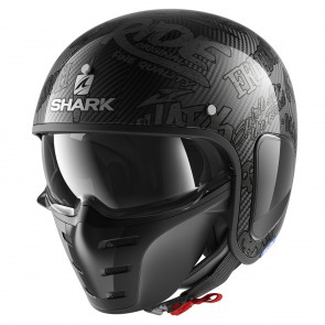 Shark S-Drak Freestyle Cup Anthracite