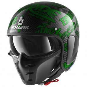 Shark S-Drak Freestyle Cup Green