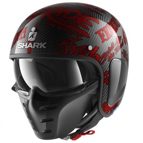 Shark S-Drak Freestyle Cup Red