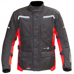 Merlin Columbia 2-1 Airbag Rdy Jacket Red
