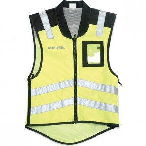 RICHA SAFETY JACKET HI VIS FLUO