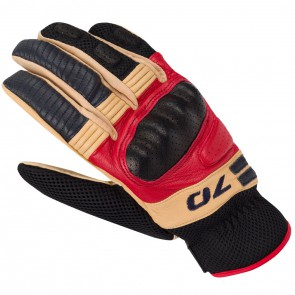 Segura Melbourne Glove Brown Red Blue