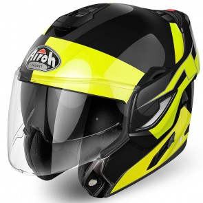 Airoh Rev - Fusion Yellow Gloss
