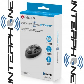 Interphone BT Start Bluetooth Intercom System