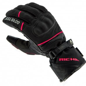 Richa Diana Goretex Gloves Black/Pink