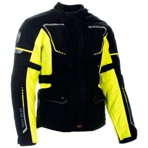 Richa Phantom 2 Jacket Black/Fluo