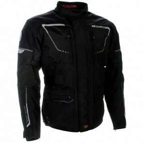 Richa Phantom 2 Jacket Black
