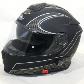 Viper RSV171 BL+ 3.0 Flip Matt Black Flash