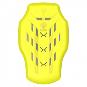 Forcefield Isolator PU L2 Yellow 003 Back Insert Armour