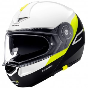 Schuberth C3 PRO Gravity Yellow