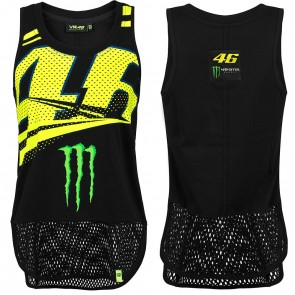 Valentino Rossi VR46 Ladies Monster Energy Monza Tank Top
