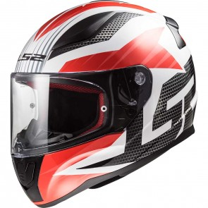 LS2 FF353 Rapid Grid White Red