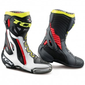 TCX RT-Race Pro Air White Red Yellow