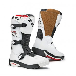 TCX  Comp Kid Boot White