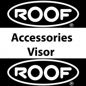 Roof Boxxer Carbon Visor - Daynight AS (Race Use Only)