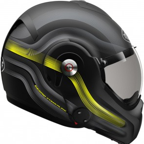Roof Desmo Streamline Matt Black/Titanium/Fluo Yellow