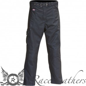 Merlin  Elford Trousers Black