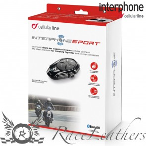 Interphone Sport Single Pack