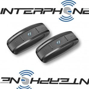 Interphone Shape Headset Twin Pack